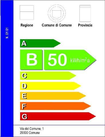Fac simile certificazione energetica assistenza - Certificazione energetica e contratto di locazione ...