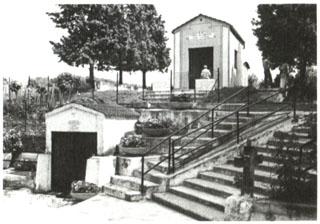 À l'école des neuvaines en liens et plusieurs photos. Santuario