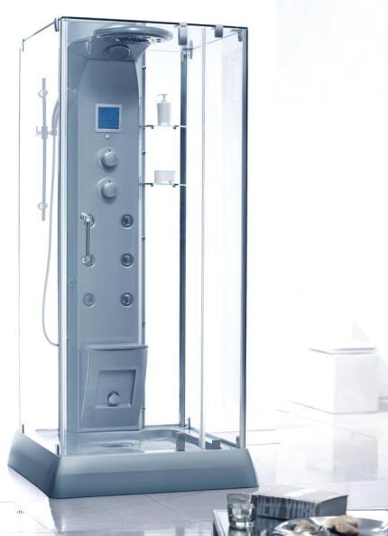 Docce con idromassaggio docce con sauna cabine docce for Box doccia con idromassaggio